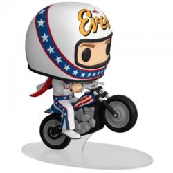 Figura POP Evel Knievel on Motorcycle - Imagen 1