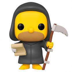 Figura POP The Simpsons Grim Reaper Homer - Imagen 1