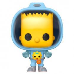Figura POP The Simpsons Spaceman Bart - Imagen 1