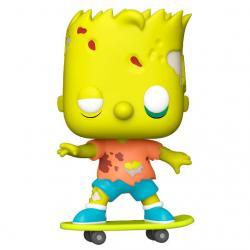 Figura POP The Simpsons Zombie Bart - Imagen 1