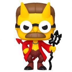Figura POP The Simpsons Devil Flanders - Imagen 1
