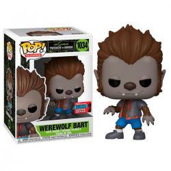 Figura POP The Simpsons Werewolf Bart Exclusive - Imagen 1