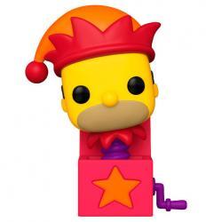 Figura POP The Simpsons Homer Jack-In-The-Box - Imagen 1