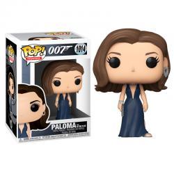 Figura POP James Bond Paloma No Time to Die - Imagen 1