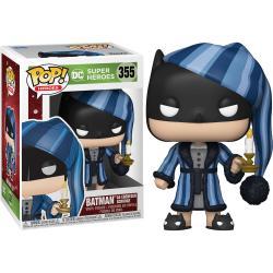 Figura POP DC Holiday Scrooge Batman - Imagen 1