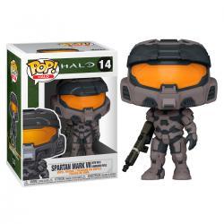 Figura POP Halo Infinite Mark VII with Commando Rifle - Imagen 1