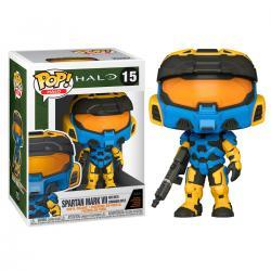 Figura POP Halo Infinite Mark VII with Commando Rifle Funko Deco - Imagen 1