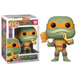 Figura POP Las Tortugas Ninja Michelangelo - Imagen 1