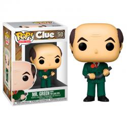 Figura POP Cluedo Mr.Green with Lead Pipe - Imagen 1