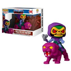 Figura POP Masters of the Universe Skeletor on Panthor - Imagen 1