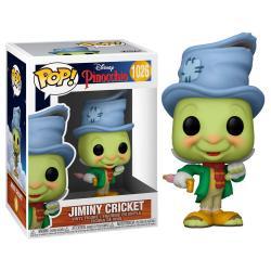 Figura POP Disney Pinocho Street Jiminy Cricket - Imagen 1