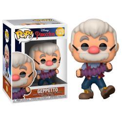 Figura POP Disney Pinocho Geppetto with Accordion - Imagen 1