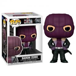 Figura POP Marvel The Falcon and the Winter Soldier Baron Zemo - Imagen 1