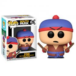Figura POP South Park Shadow Hachi Stan - Imagen 1