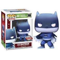 Figura POP DC Holiday Silent Knight Batman - Imagen 1