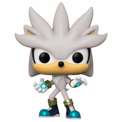 Figura POP Sonic 30th Anniversary Silver the Hedgehog - Imagen 1
