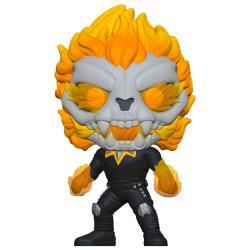 Figura POP Marvel Infinity Warps Ghost Panther - Imagen 1