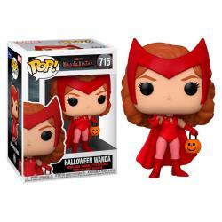 Figura POP Marvel WandaVision Wanda Halloween - Imagen 1