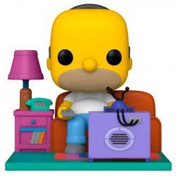 Figura POP Simpsons Homer Watching TV - Imagen 1