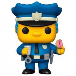 Figura POP Simpsons Chief Wiggum - Imagen 1