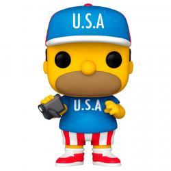 Figura POP Simpsons USA Homer - Imagen 1
