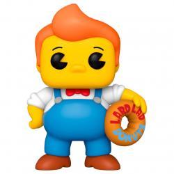Figura POP Simpsons Lard Lad 15cm - Imagen 1