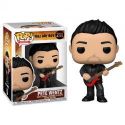 Figura POP Fall Out Boy Pete Wentz - Imagen 1
