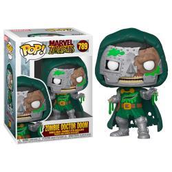 Figura POP Marvel Zombies Dr. Doom - Imagen 1