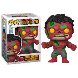Figura POP Marvel Zombies Red Hulk - Imagen 1