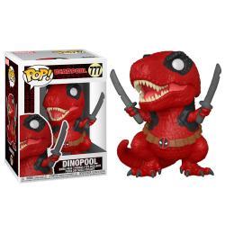 Figura POP Marvel Deadpool 30th Dinopool - Imagen 1