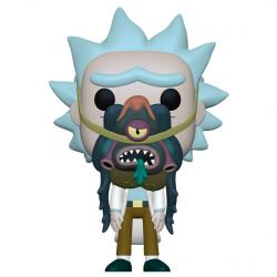 Figura POP Rick and Morty Rick with Glorzo - Imagen 1