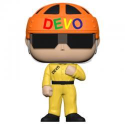 Figura POP Devo Satisfaction Yellow Suit - Imagen 1
