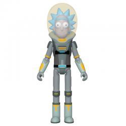 Figura action Rick & Morty Space Suit Rick - Imagen 1