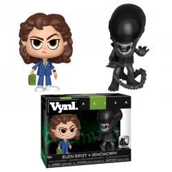 Figuras vynl Alien 40th Xenomorph & Ripley with Tracker - Imagen 1