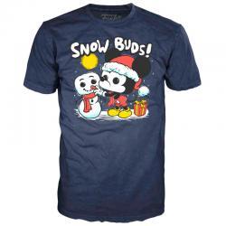 Camiseta Snow Buds Mickey Disney - Imagen 1