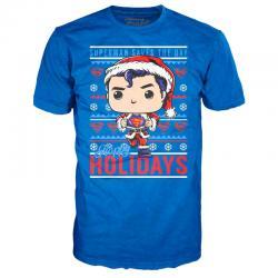 Camiseta Sweater Superman DC Comics - Imagen 1
