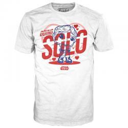 Camiseta Han Going Solo Star Wars - Imagen 1
