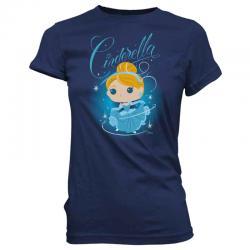 Camiseta Cinderella Dance Princess Disney - Imagen 1