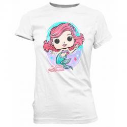 Camiseta Ariel Underwater Princess Disney - Imagen 1