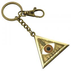 Llavero Triangle Eye Animales Fantasticos - Imagen 1