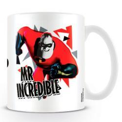 Taza Mr. Increible en accion Los Increibles Disney - Imagen 1