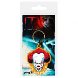 Llavero rubber Pennywise IT Chapter Two - Imagen 1