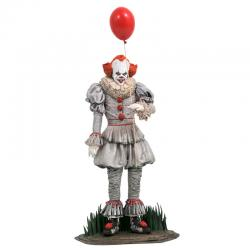 Estatua diorama Pennywise It Chapter Two 25cm - Imagen 1