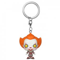 Llavero Pocket POP IT Chapter 2 Pennywise with Open Arms - Imagen 1