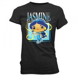 Camiseta Jasmine Band Tee Princess Disney - Imagen 1