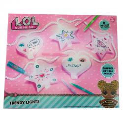 Guirnalda luces LOL Surprise - Imagen 1