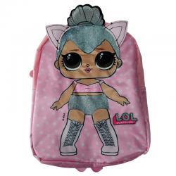 Mochila 2D Kitty Queen LOL Surprise 27cm - Imagen 1