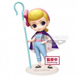 Figura Bo Peep Toy Story 4 Disney Pixar Q posket A 14cm - Imagen 1