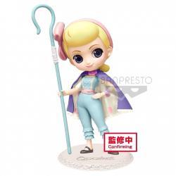 Figura Bo Peep Toy Story 4 Disney Pixar Q posket B 14cm - Imagen 1