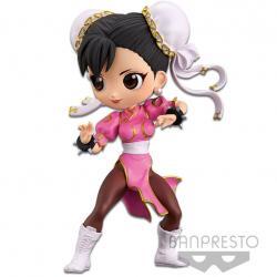 Figura Chun-Li Street Fighter Q Posket B 14cm - Imagen 1